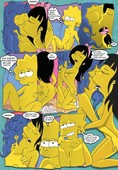 The Simpsons comics by Many Autors - 12 comics