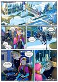 Frozen Parody - Elsa ch 1-2