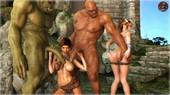 Damn3D - artwork collection