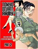 SnakeTrap - Tokyo Deviant Army ch 1-5