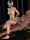 3D PORN BABES - WHORES TO FUCK 5