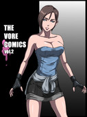 [BHM MONSTER LAB] THE VORE COMICS vol. 2 (Resident Evil)