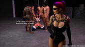 INTRIGUE3D – LANA LIBERTY VS  THE MISTRESS 2015