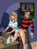 Freddy Krueger - Famous Comics