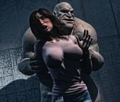 Darkseid - TheAsylum ch 1-2