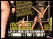 3dBdsmDungeon - Adelle's Submission Experience