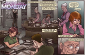 Legiocomix - Ginny's Week - Monday ch2