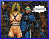 McComix - Hyper Girl - Hynoxtized 1-4