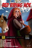 MyDirtyDrawings - Red Riding Hoe