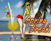 IllustratedInterracial - Spring Break Complete