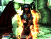 The Elder Scrolls -  Oblivion Mod MONSTERGIRL for the game The Elder Scrolls 4: Oblivion