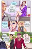 Art  by MelkorMancin –  The Naughty In-Law Zero