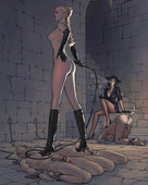 Nanshak – All Dungeons Torture Slavery
