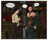 [Dubhgilla] Sansa and Sweet Robin