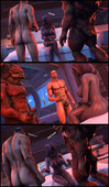Foab30 Size Queen Mass Effect