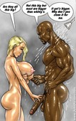 John Persons - Two Hot Blonde hunt for black Cock