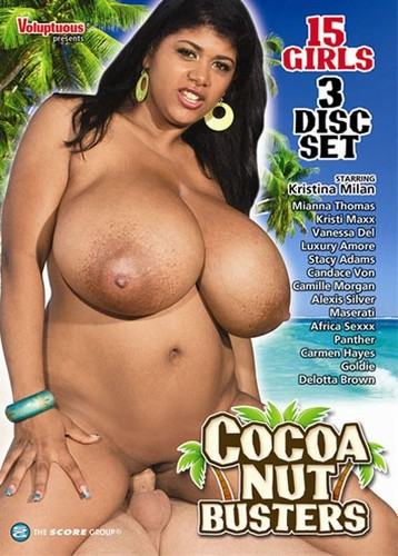 Cocoa Nut Busters – 3 Disc