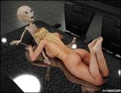 BLACKADDER - Alien Attack