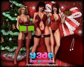 Y3DF - HOLIDAY PINUPS