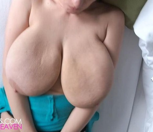 Barbara – Monstrous Boobs Sloppy Floppers Jiggling HD 720p