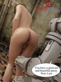 Romcomics - Real Steel Exclusive Update (19 pix)