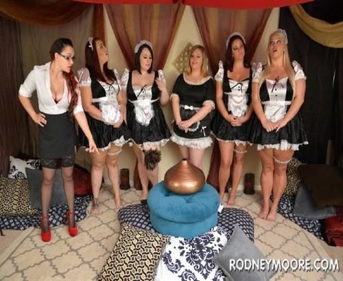 Raven Triple X, Kinky Kendal, Phoenixxx, Vallery Vixen, Duchess, Alexxxis Allure   The Bbw Orgy Girls   Ali Baba Big Babe Bang