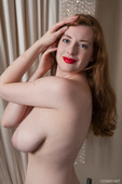 Huge tits woman Misha Lowe naked photo 3