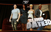 Real Love 3D - Blind Date 3D (Lesson of passion)