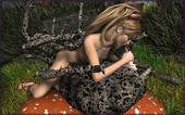 DarkSoul3D - Little Miss Muffet