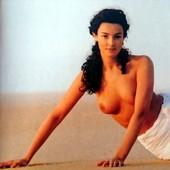 Blanca Romero Foto Privada Posando En Topless