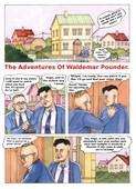 Kurt Marasotti - The Adventures of Waldemar Pounder