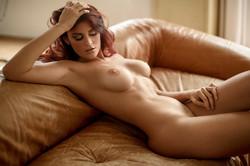 Nackt im playboy christina braun Miss September