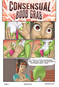 Updated great comic by Mister Ploxy - Deception - 130 pages