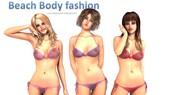Doll Project - Beach Body Fashion Hot 2016