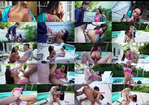 BangBros Clips Priya Price Horny Priya Price Fucks The Gardener